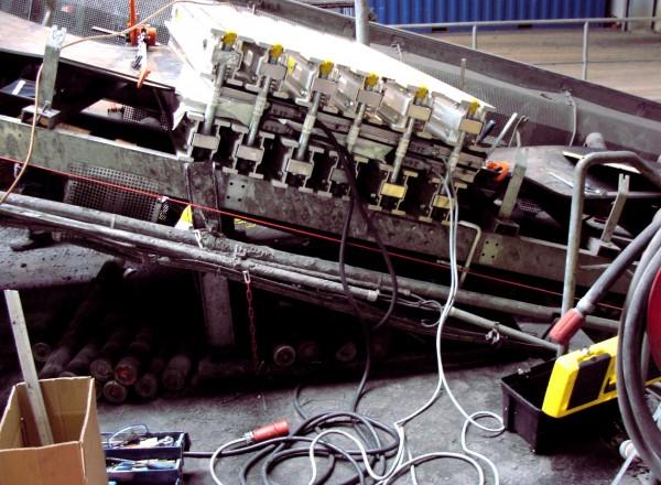 conveyor belts vulcanisation service